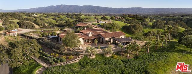 3170 Avenida Caballo, Santa Ynez, CA 93460 (MLS #19470644) :: The John Jay Group - Bennion Deville Homes
