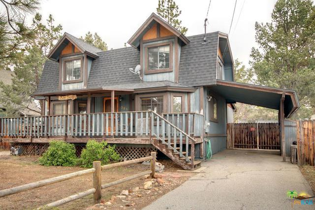 361 Downey Drive, Big Bear, CA 92314 (MLS #19470658PS) :: The Jelmberg Team