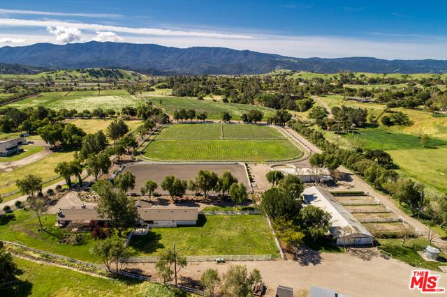 1801 Stallion Drive, Santa Ynez, CA 93460 (MLS #19470678) :: The John Jay Group - Bennion Deville Homes
