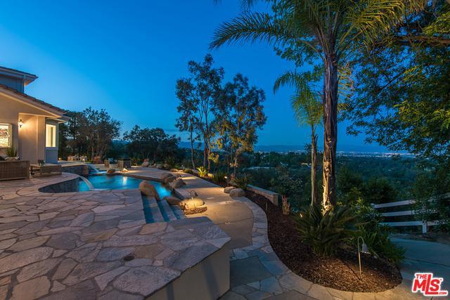 24833 Jacob Hamblin Road, Hidden Hills, CA 91302 (MLS #19470830) :: The John Jay Group - Bennion Deville Homes