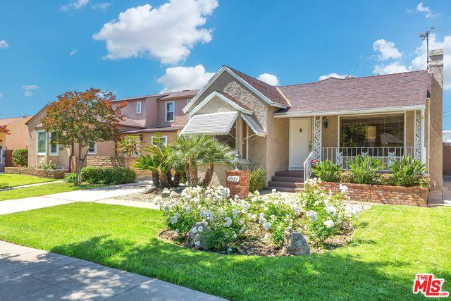 2937 W Norwood Place, Alhambra, CA 91803 (MLS #19471014) :: The John Jay Group - Bennion Deville Homes