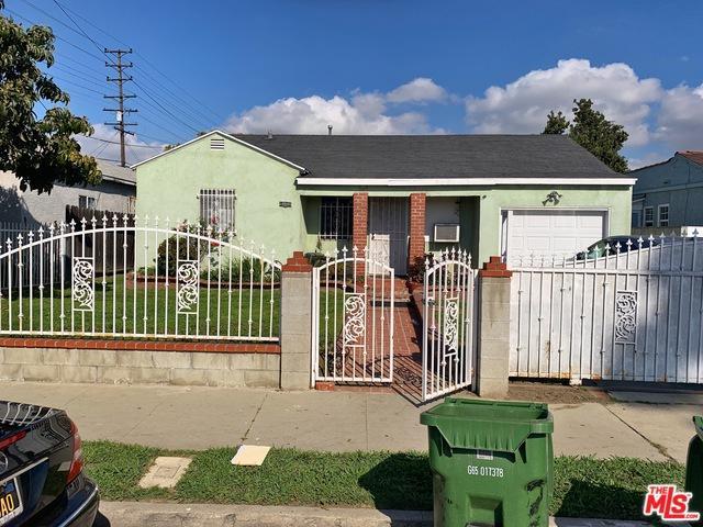 614 N Mayo Avenue, Compton, CA 90221 (MLS #19471058) :: The John Jay Group - Bennion Deville Homes