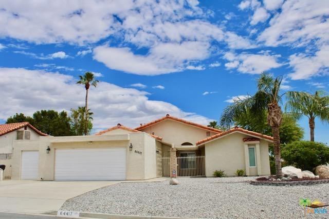 64417 Pinehurst Circle, Desert Hot Springs, CA 92240 (MLS #19471292PS) :: The John Jay Group - Bennion Deville Homes