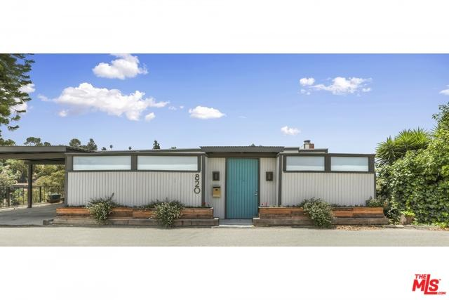 820 Oneonta Drive, Los Angeles (City), CA 90065 (MLS #19471370) :: The John Jay Group - Bennion Deville Homes