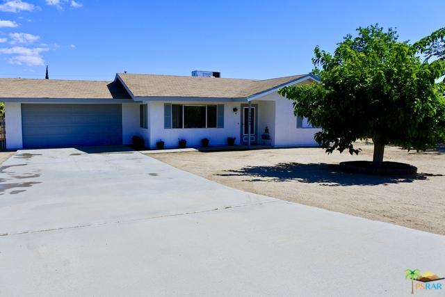 56604 Taos, Yucca Valley, CA 92284 (MLS #19471418PS) :: The John Jay Group - Bennion Deville Homes