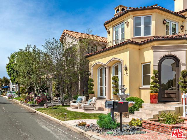 473 34th Street, Manhattan Beach, CA 90266 (MLS #19472490) :: The John Jay Group - Bennion Deville Homes