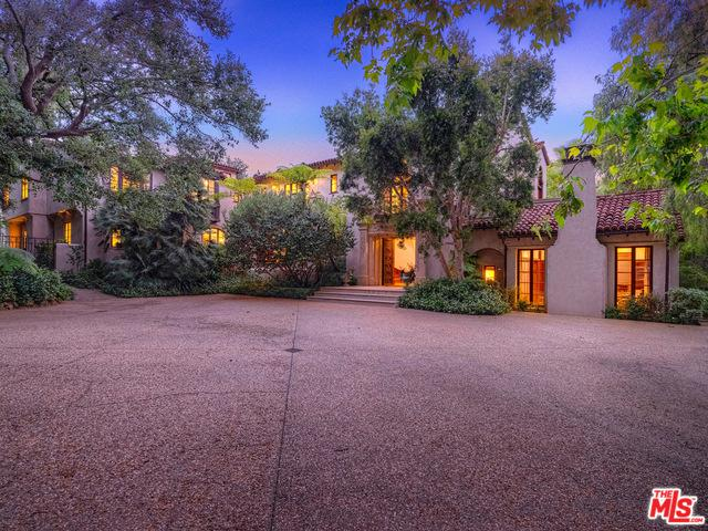 580 N Beverly Glen, Los Angeles (City), CA 90077 (MLS #19472582) :: The John Jay Group - Bennion Deville Homes