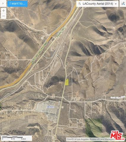 33540 Vac/Angeles Forest Hwy/V Drive, Acton, CA 93510 (MLS #19472682) :: The John Jay Group - Bennion Deville Homes