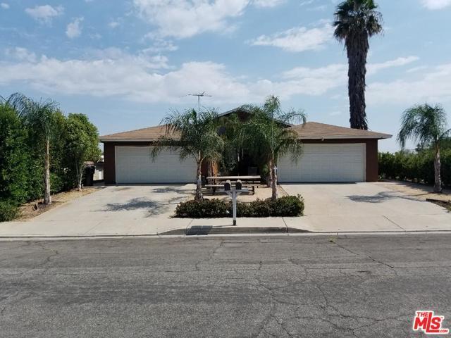 17185 Orange Way, Fontana, CA 92335 (MLS #19472702) :: The John Jay Group - Bennion Deville Homes