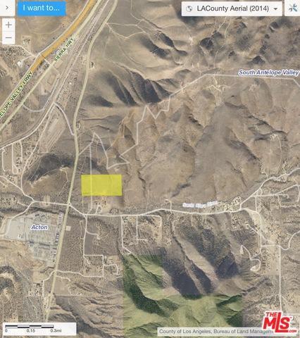 33612 Vac/Vic Hillside Dr/Sole Drive, Acton, CA 93510 (MLS #19472708) :: The John Jay Group - Bennion Deville Homes