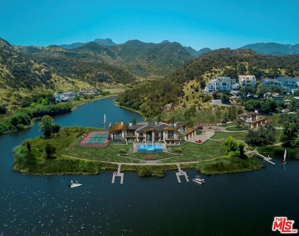473 Lower Lake Road, Westlake Village, CA 91361 (MLS #19472720) :: Deirdre Coit and Associates