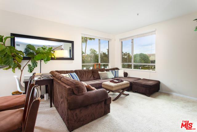 6400 Crescent Park #219, Playa Vista, CA 90094 (MLS #19472738) :: The John Jay Group - Bennion Deville Homes