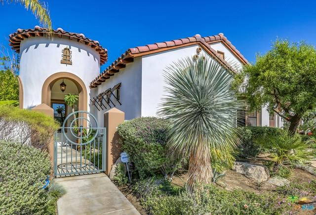 312 Via Napoli, Cathedral City, CA 92234 (MLS #19472782PS) :: The John Jay Group - Bennion Deville Homes