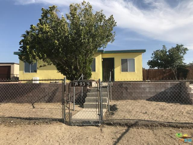 74935 Serrano Drive, 29 Palms, CA 92277 (MLS #19472900PS) :: The John Jay Group - Bennion Deville Homes