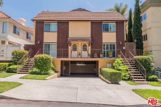 622 E Palm Avenue G, Burbank, CA 91501 (MLS #19472974) :: The Jelmberg Team
