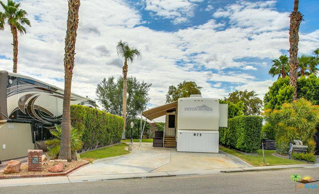 69411 Ramon Road #875, Cathedral City, CA 92234 (MLS #19473056PS) :: The John Jay Group - Bennion Deville Homes