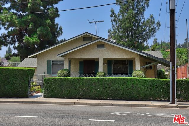 3611 Eagle Rock, Los Angeles (City), CA 90065 (MLS #19473142) :: The John Jay Group - Bennion Deville Homes