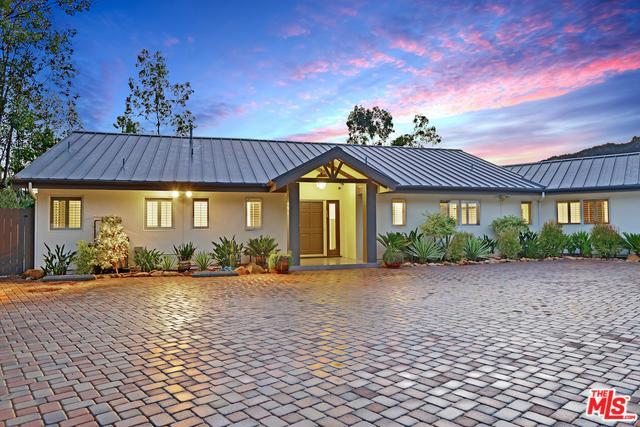 24311 Sylvan Glen Road, Calabasas, CA 91302 (MLS #19473198) :: The John Jay Group - Bennion Deville Homes