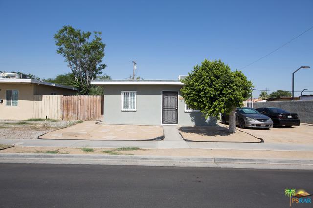 45749 Salton Street, Indio, CA 92201 (MLS #19473290PS) :: The John Jay Group - Bennion Deville Homes