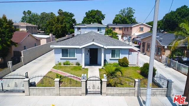 12701 Waldorf Drive, Lynwood, CA 90262 (MLS #19473412) :: The John Jay Group - Bennion Deville Homes
