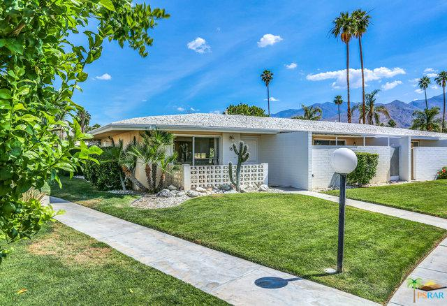2240 S Calle Palo Fierro #16, Palm Springs, CA 92264 (MLS #19473600PS) :: Brad Schmett Real Estate Group