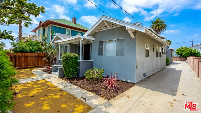 1449 W 35th Place, Los Angeles (City), CA 90007 (MLS #19473912) :: The Jelmberg Team