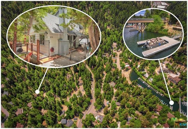272 Arrow Wood Drive, Lake Arrowhead, CA 92352 (MLS #19474132PS) :: The John Jay Group - Bennion Deville Homes