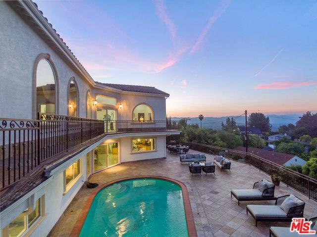 22447 Venido Road, Woodland Hills, CA 91364 (MLS #19474162) :: The John Jay Group - Bennion Deville Homes