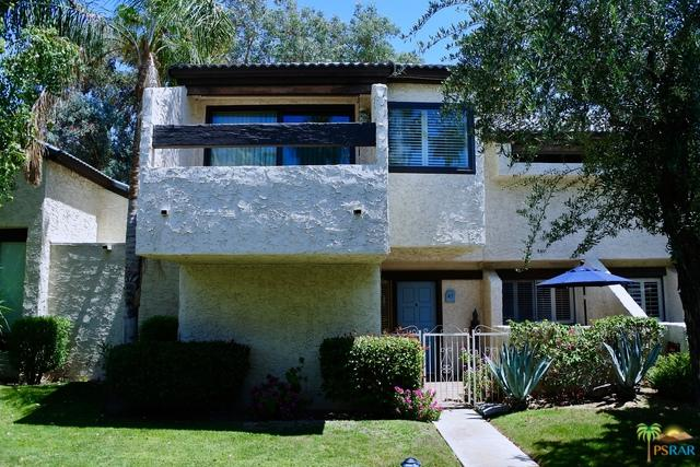 45 Portola Drive, Palm Springs, CA 92264 (MLS #19474280PS) :: Brad Schmett Real Estate Group
