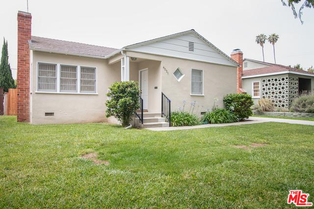 4031 Albright Avenue, Culver City, CA 90066 (MLS #19474302) :: The John Jay Group - Bennion Deville Homes