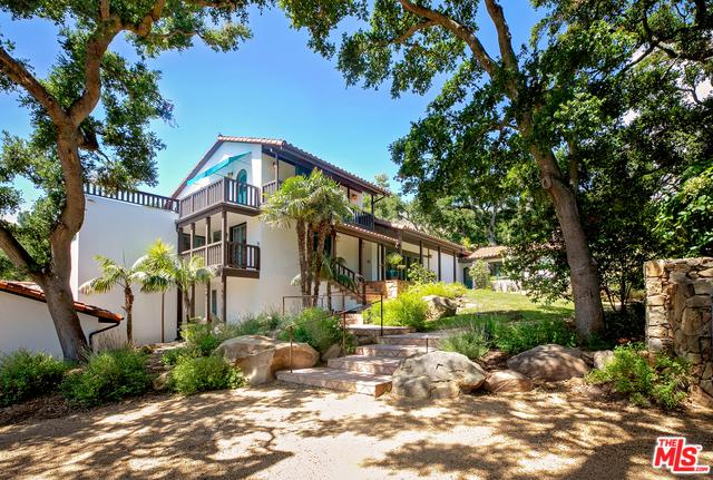 999 Hot Springs Road, Santa Barbara, CA 93108 (MLS #19474452) :: Deirdre Coit and Associates
