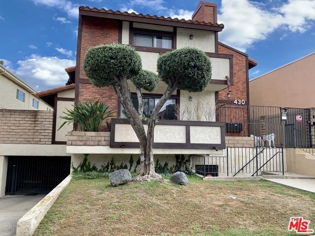 430 W Dryden Street #1, Glendale, CA 91202 (MLS #19474706) :: The John Jay Group - Bennion Deville Homes
