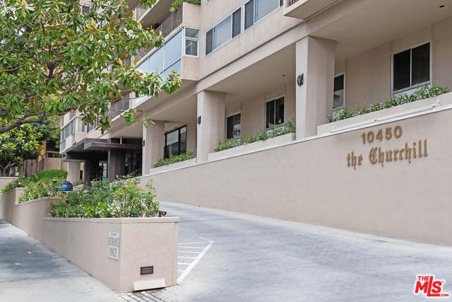 10450 Wilshire Boulevard 2A, Los Angeles (City), CA 90024 (MLS #19474888) :: Desert Area Homes For Sale