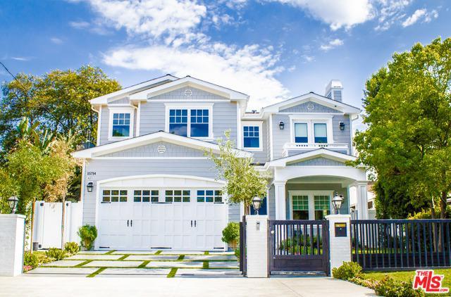 15714 Morrison Street, Encino, CA 91436 (MLS #19475006) :: The John Jay Group - Bennion Deville Homes