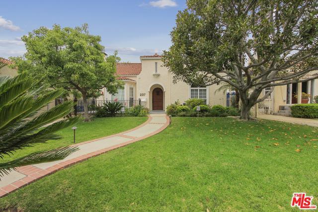 237 N Arden, Los Angeles (City), CA 90004 (MLS #19475110) :: Desert Area Homes For Sale