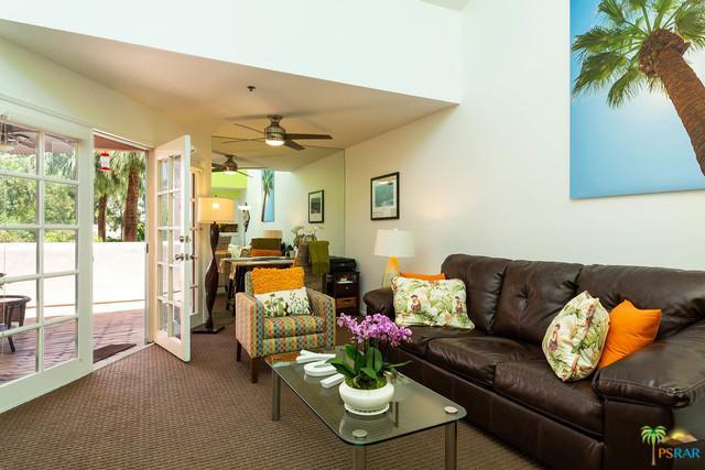 500 E Amado Road #414, Palm Springs, CA 92262 (MLS #19475164PS) :: Brad Schmett Real Estate Group