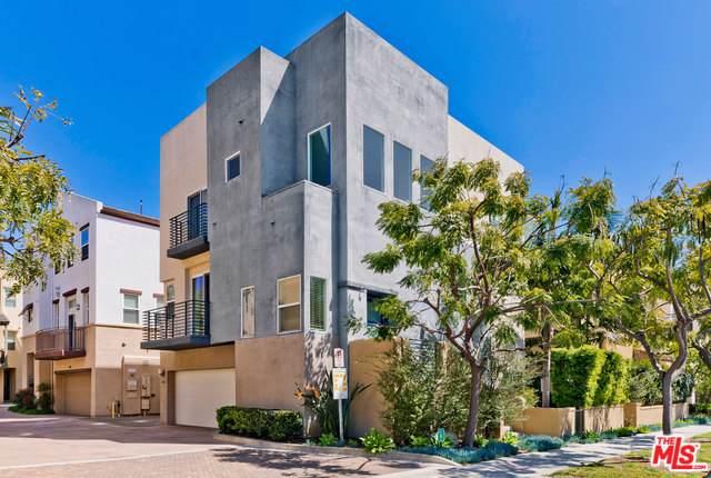 6502 Para Way #23, Los Angeles (City), CA 90094 (MLS #19475184) :: The John Jay Group - Bennion Deville Homes