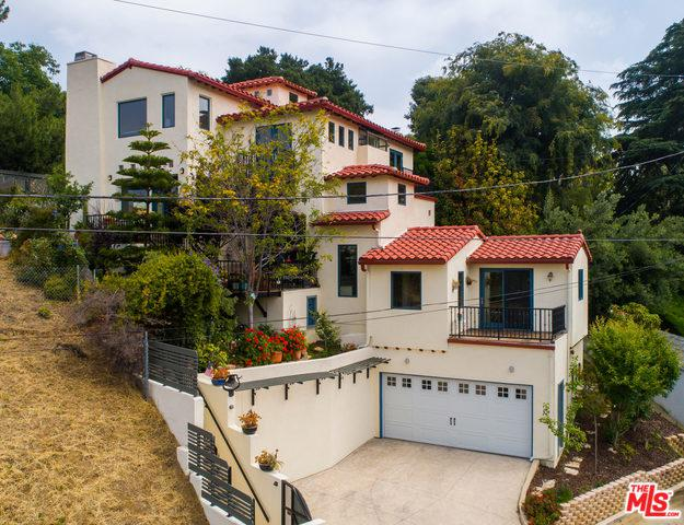 819 Oneonta Drive, Los Angeles (City), CA 90065 (MLS #19475224) :: The John Jay Group - Bennion Deville Homes