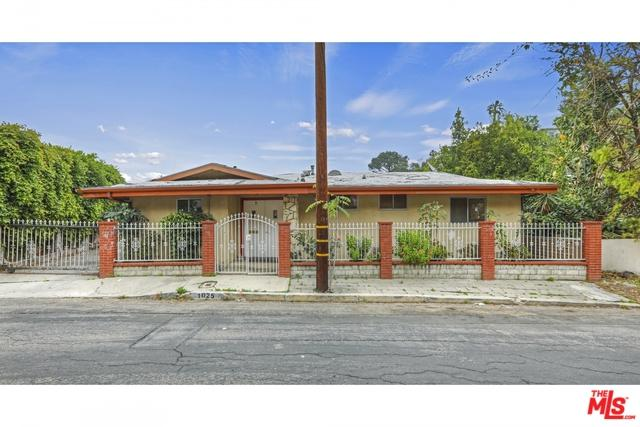 1025 Oban Drive, Los Angeles (City), CA 90065 (MLS #19475342) :: The John Jay Group - Bennion Deville Homes