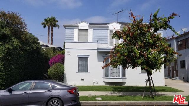 117-1/2 S Flores Street, Los Angeles (City), CA 90048 (MLS #19475460) :: The John Jay Group - Bennion Deville Homes