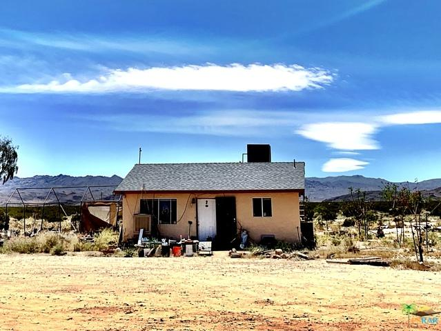 66855 Winters Road, Joshua Tree, CA 92252 (MLS #19475690PS) :: Brad Schmett Real Estate Group