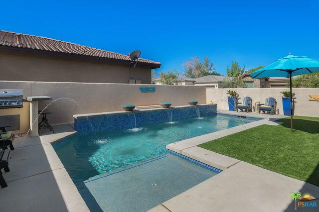 82695 Chaplin Court, Indio, CA 92201 (MLS #19475738PS) :: The John Jay Group - Bennion Deville Homes