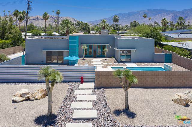 1629 E Sunny Dunes Road, Palm Springs, CA 92264 (MLS #19475812PS) :: Brad Schmett Real Estate Group