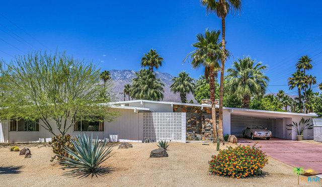 225 N Sybil Road, Palm Springs, CA 92262 (MLS #19475914PS) :: The John Jay Group - Bennion Deville Homes