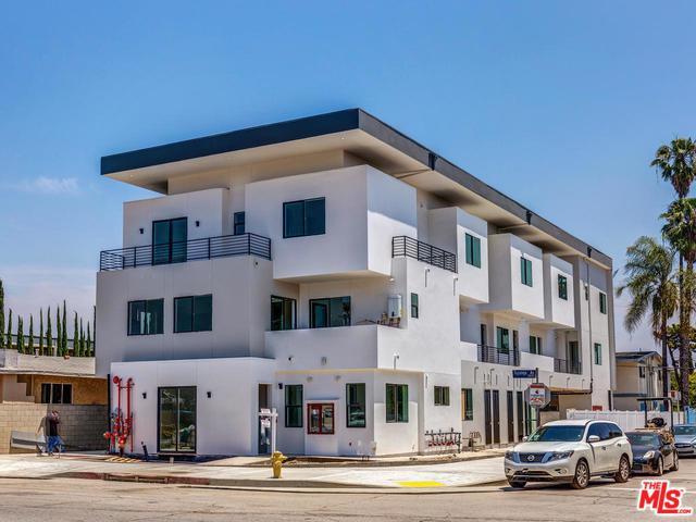 5832 Tujunga Avenue, North Hollywood, CA 91601 (MLS #19475922) :: The John Jay Group - Bennion Deville Homes