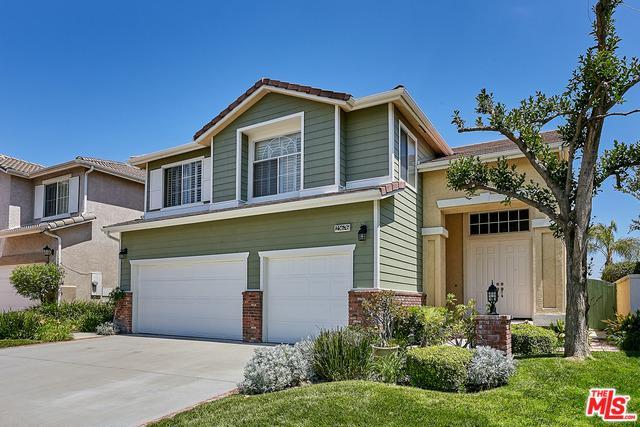 25676 Moore Lane, Stevenson Ranch, CA 91381 (MLS #19476042) :: Deirdre Coit and Associates
