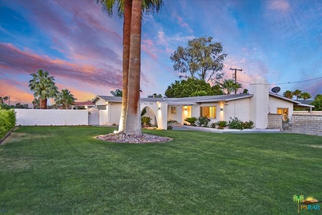 2525 E Verona Road, Palm Springs, CA 92262 (MLS #19476058PS) :: The Jelmberg Team