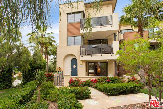 5815 E Seaglass Circle, Los Angeles (City), CA 90094 (MLS #19476354) :: The John Jay Group - Bennion Deville Homes