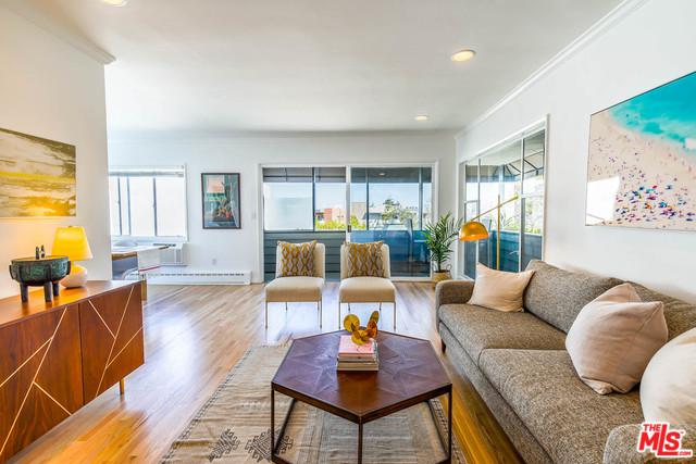 11767 W Sunset P7, Los Angeles (City), CA 90049 (MLS #19476442) :: The John Jay Group - Bennion Deville Homes