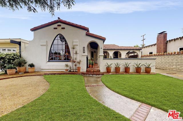805 Palm Drive, Glendale, CA 91202 (MLS #19476576) :: The John Jay Group - Bennion Deville Homes